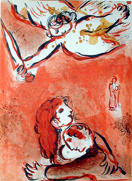 1000+ images about Marc Chagall on Pinterest | Marc ... Chagallbijbel