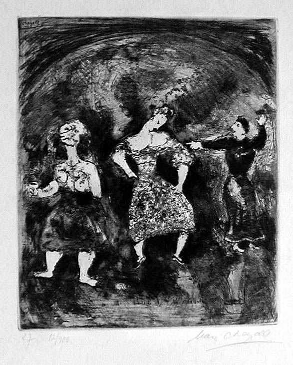 Marc Chagall The Image Of The Artist Page 2