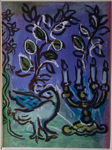 Marc Chagall The Jerusalem Windows 1962