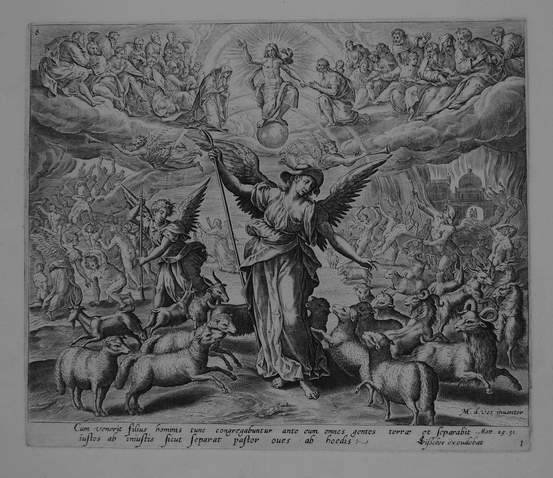 Old Master Prints: Gerard de Jode (Nijmegen 1509 or 1517 ...