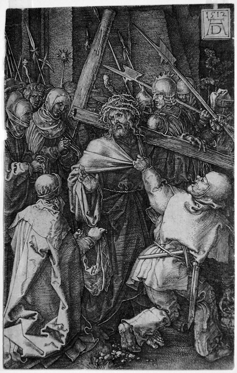 Durer Christ Carrying the Cross